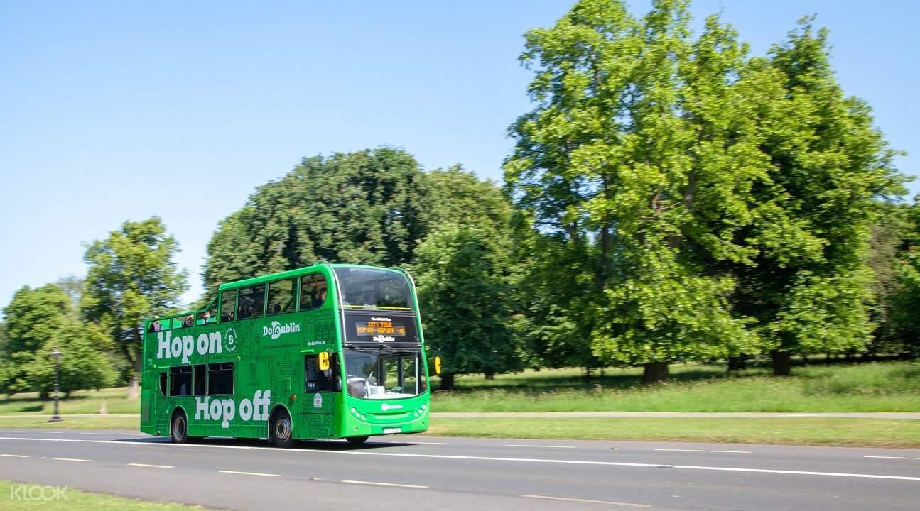DoDublin Hop On/Hop Off Bus Tour in Dublin