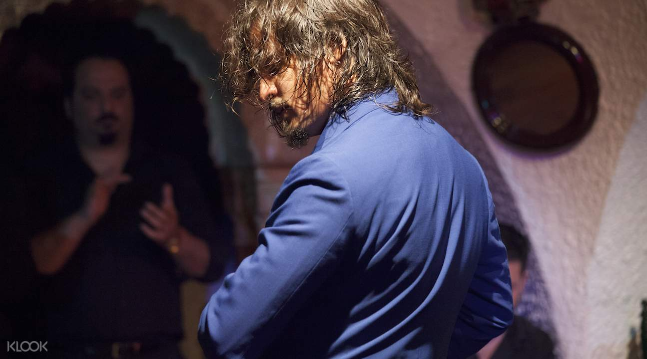 tablao cordobes flamenco show in barcelona