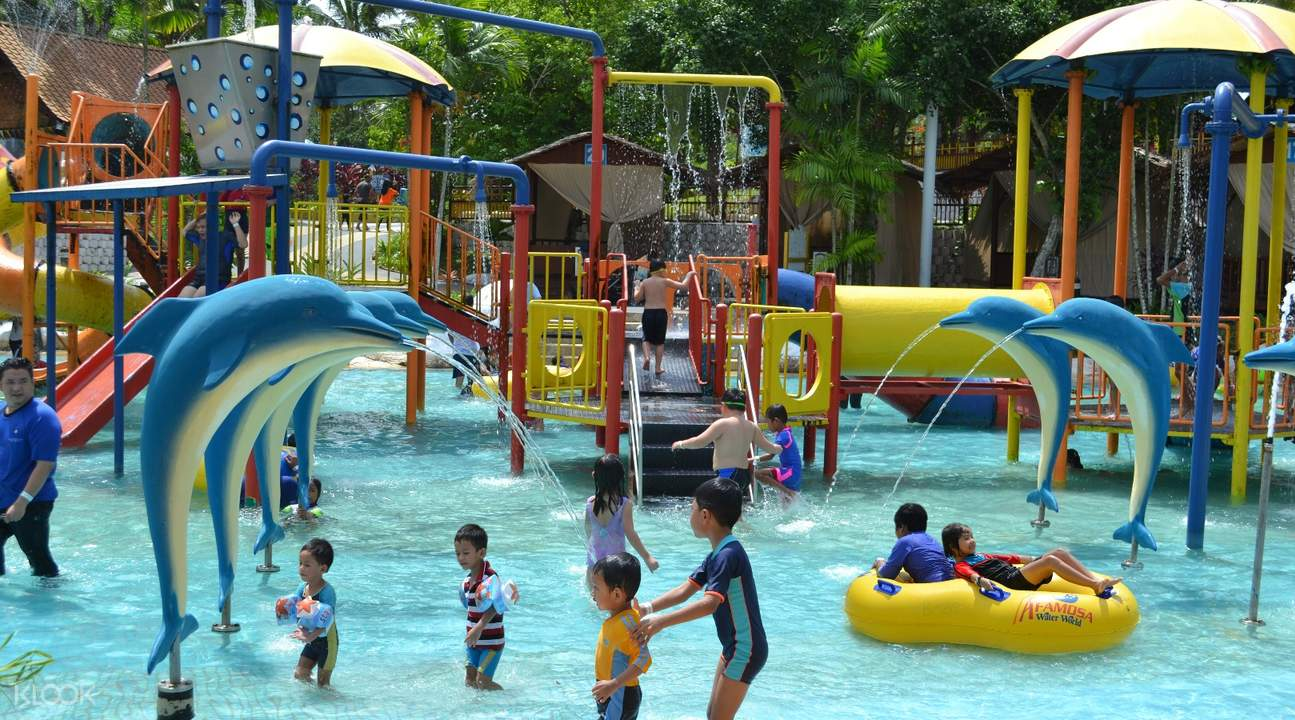 A'Famosa Water Theme Park