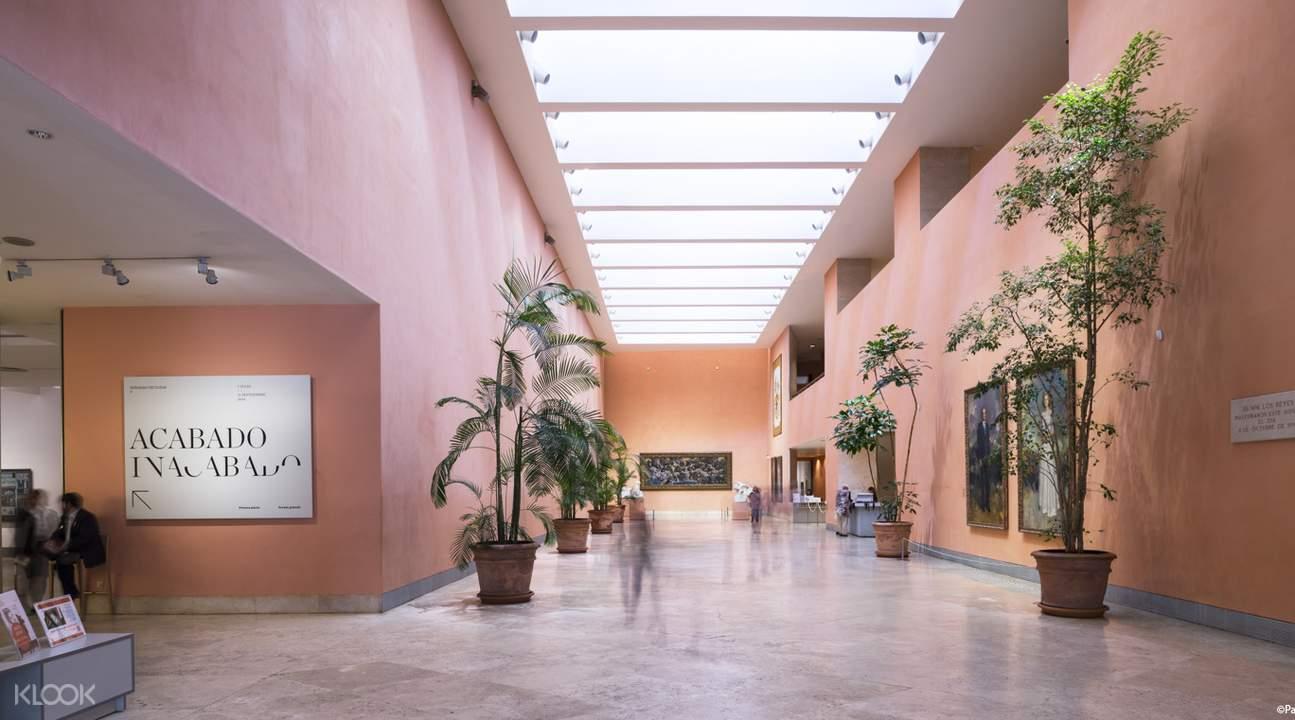 提森-博内米萨博物馆展馆