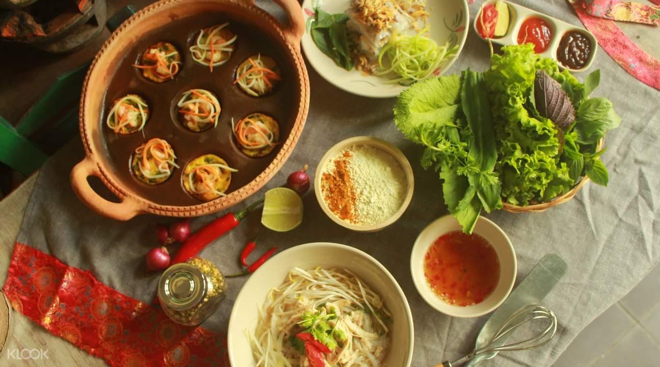 cooking in Saigon