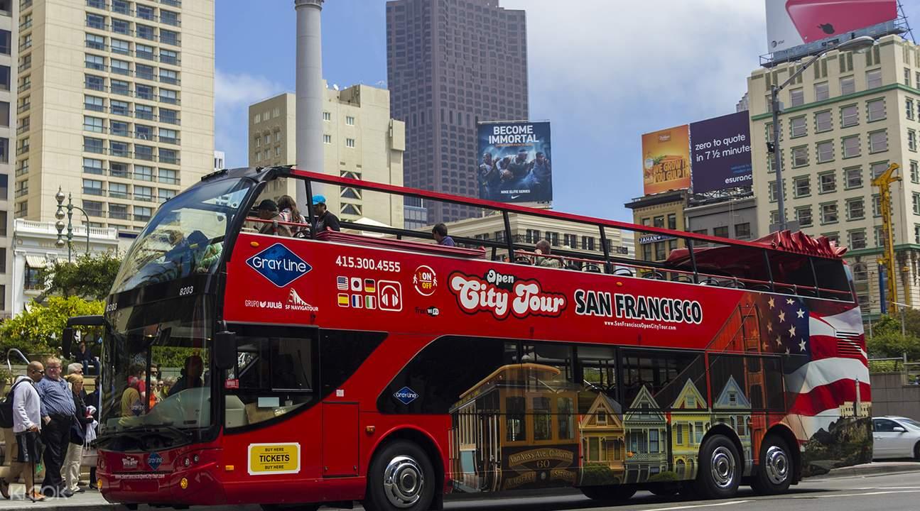 舊金山觀光巴士