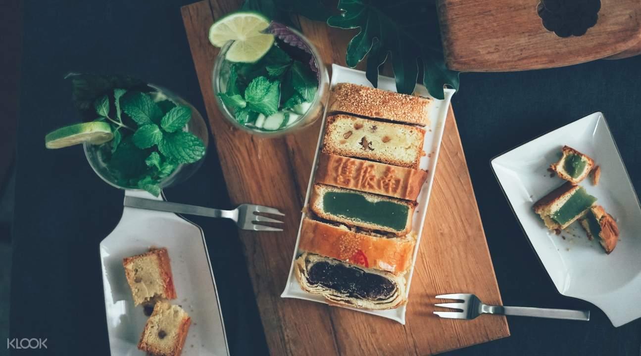 舊振南糕餅烘焙體驗& 中式漢餅午茶套餐