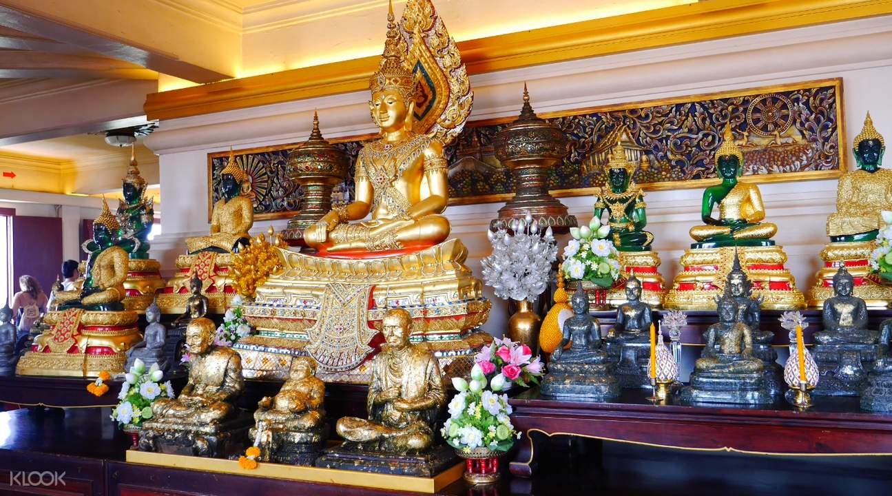 wat saket golden mount temple tour bangkok
