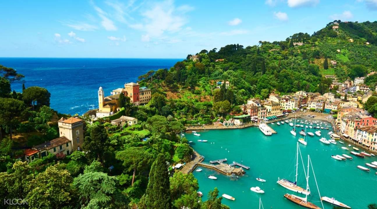 热内亚 & 菲诺港一日游