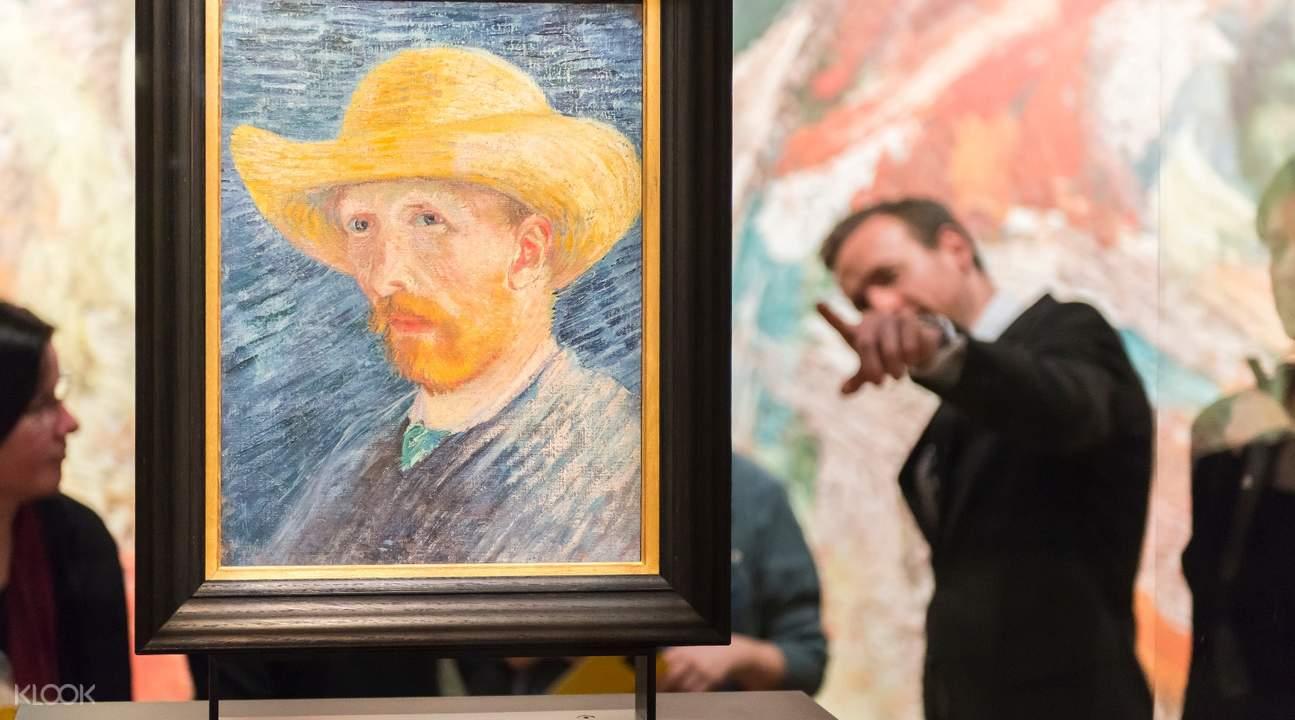 Amsterdam Van Gogh Museum
