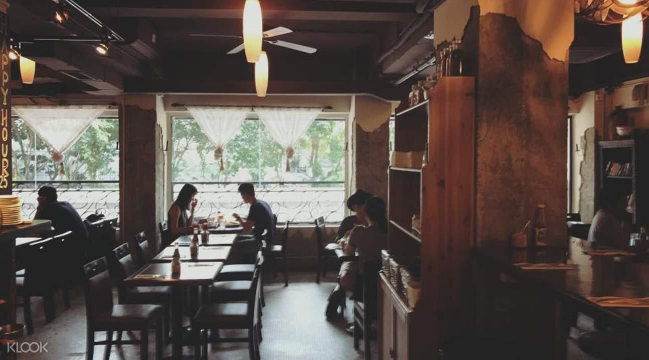 銅鑼灣Brunch Club and Supper