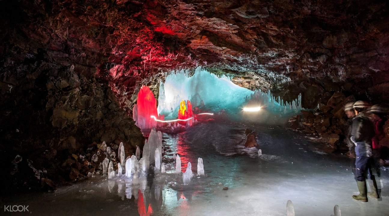 Cave Exploration Lofthellir