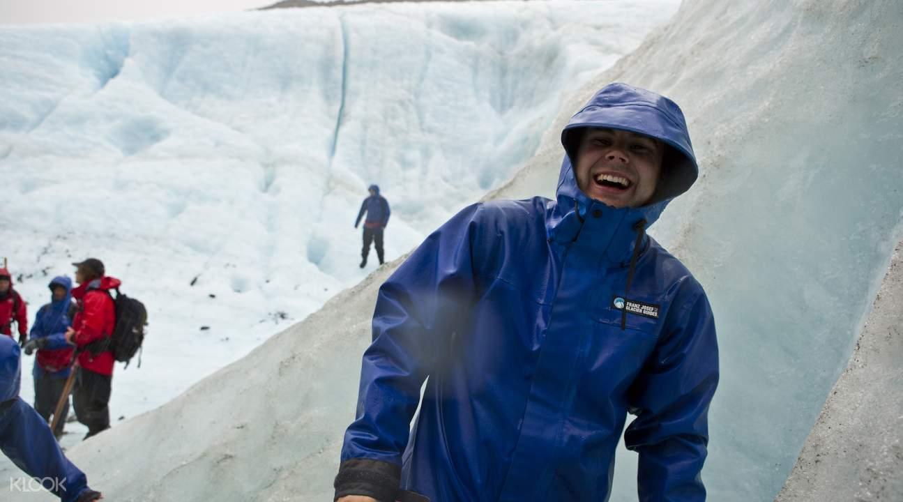 新西兰攀冰