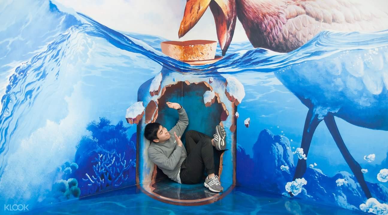 魔幻water-鳥