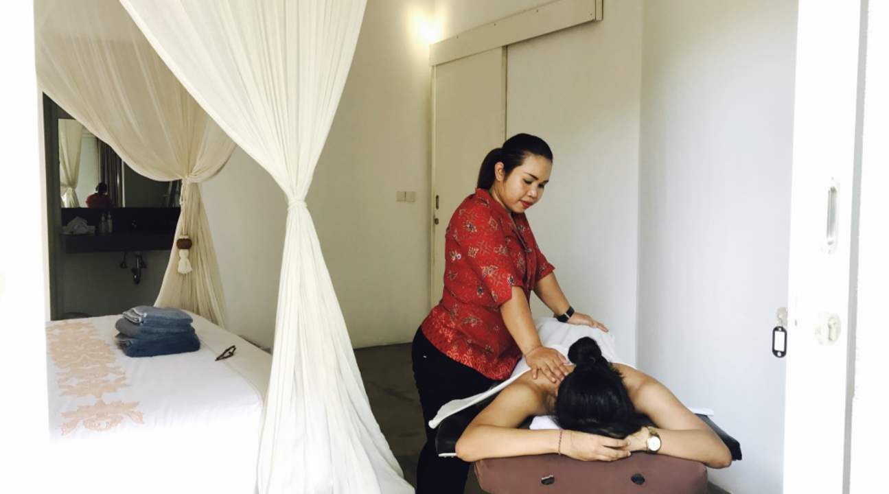 in villa spa and massage packages