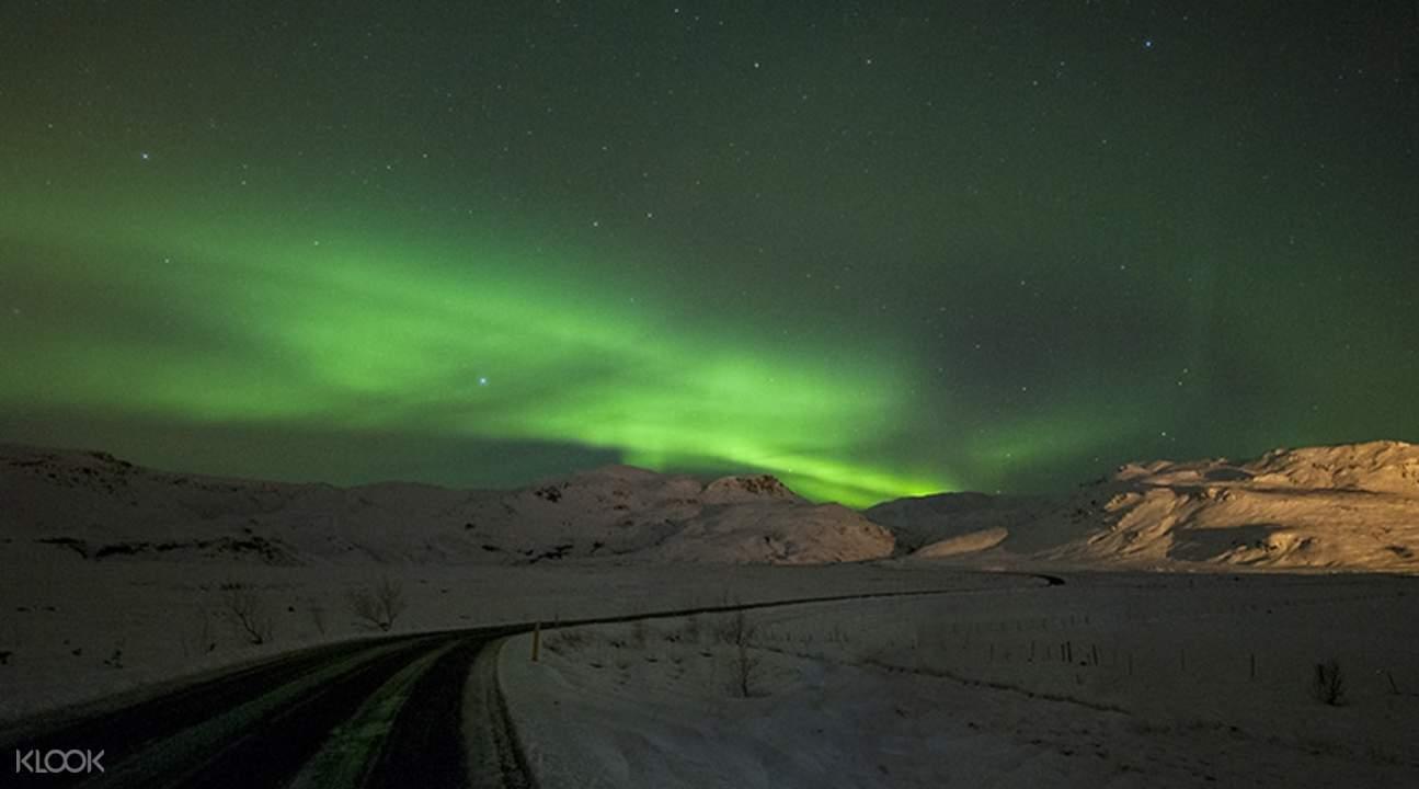 冰岛北极光豪华之旅,冰岛北极光之旅,雷克雅未克北极光小团体旅行,冰岛北极光旅行,最好的北极光旅行