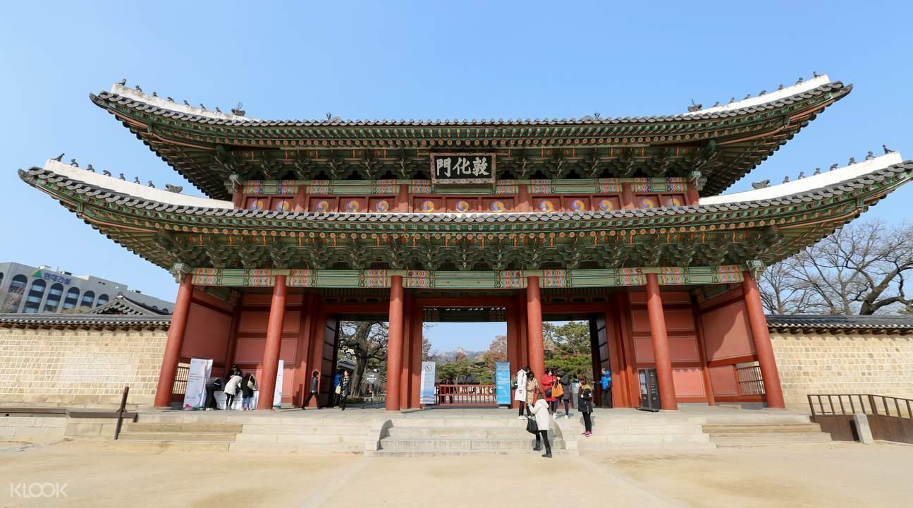 韩国首尔景福宫