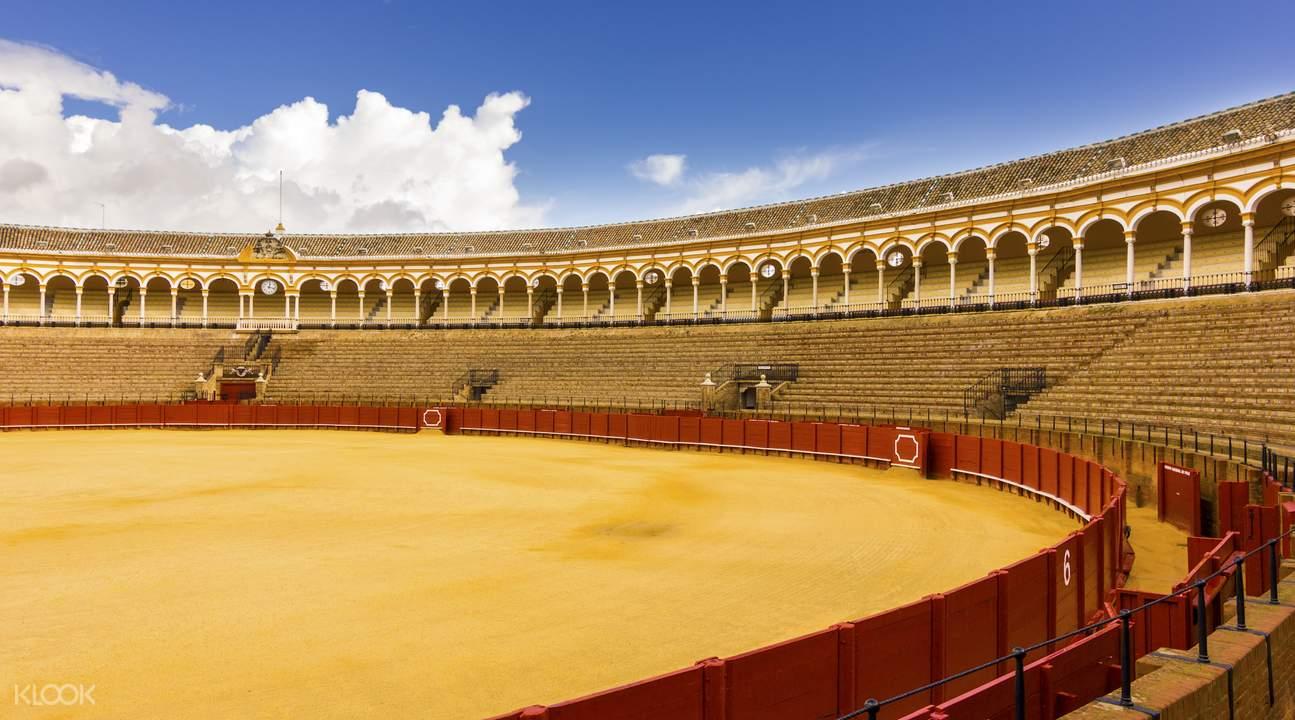 bullring tour seville