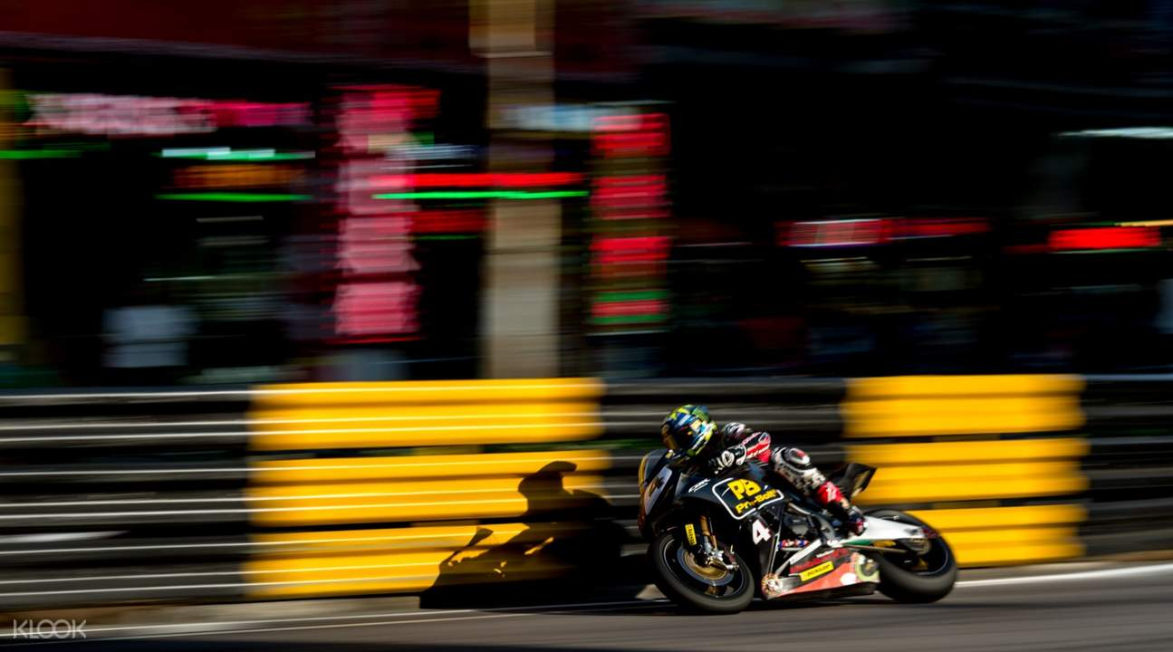64th macau grand prix 2016