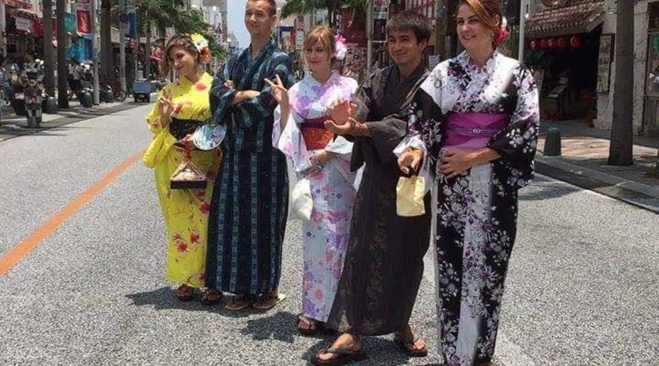 kimono rental okinawa japan