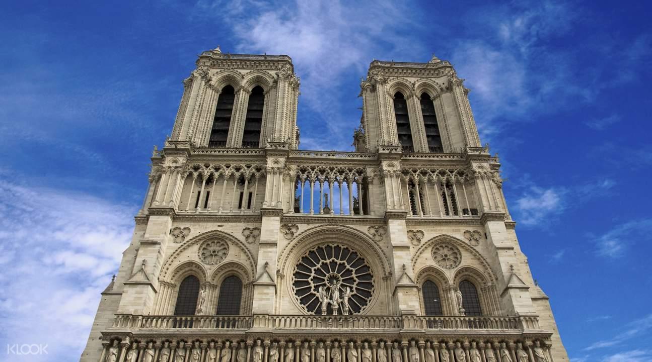 notre dame cathedral tour paris