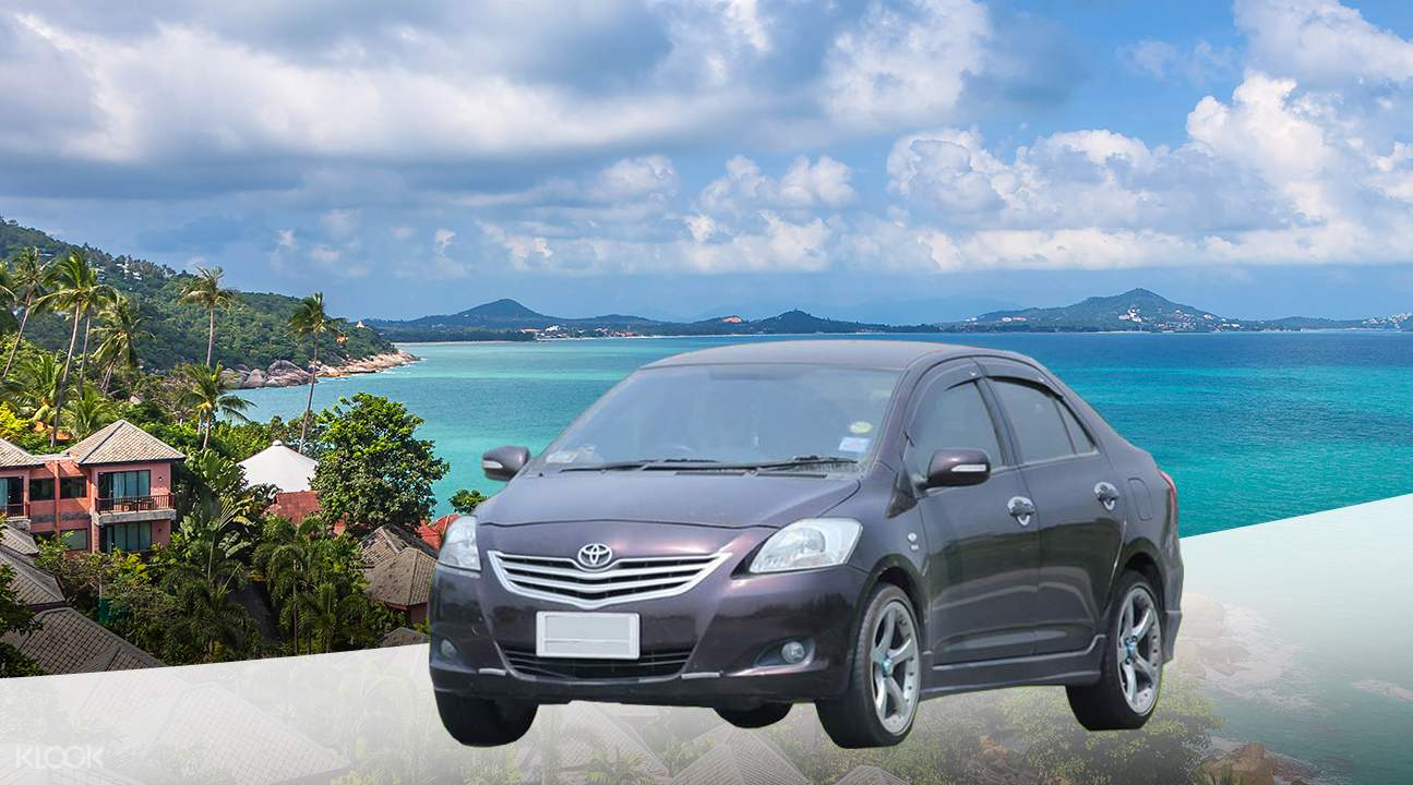 Koh Samui car rental