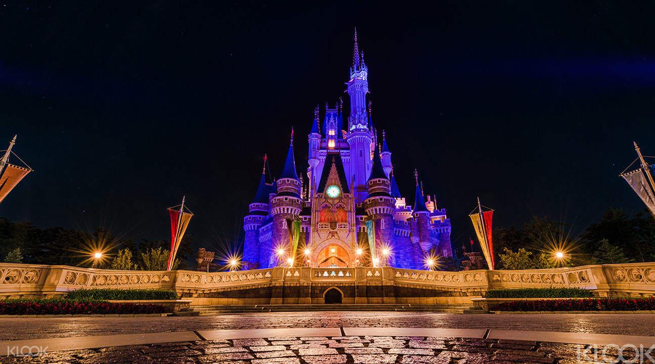 東京迪士尼/迪士尼海洋夜間表演