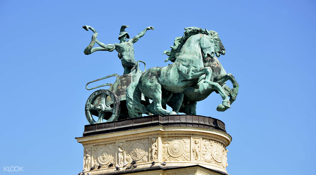 布达佩斯一日游