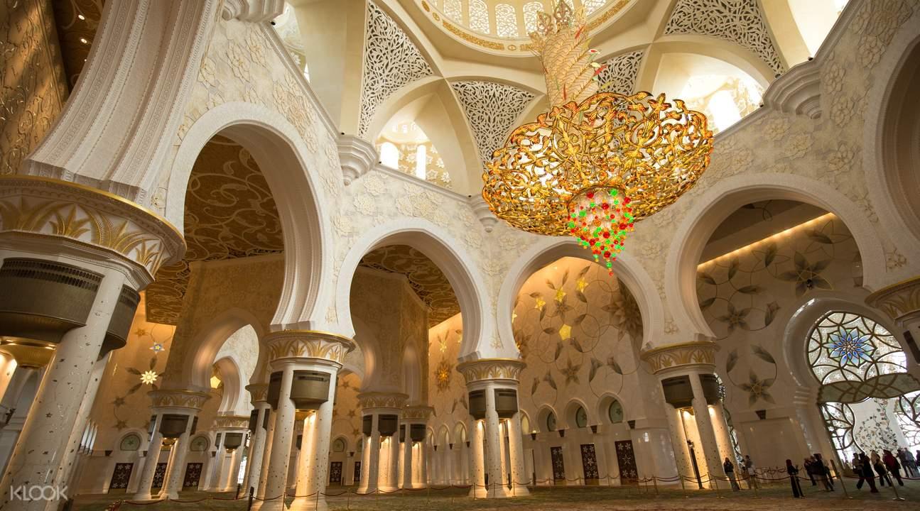 Sheik Zayed Grand Mosque