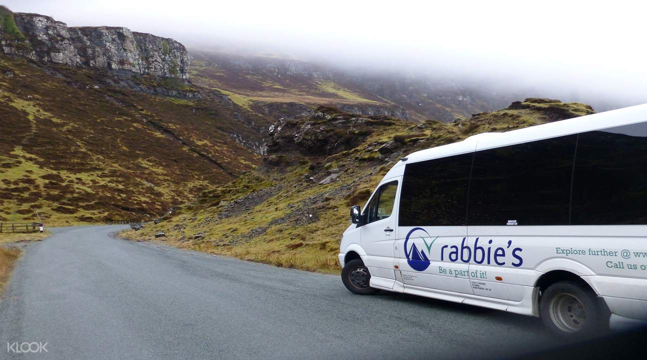 how to get from edinburgh to highlands
