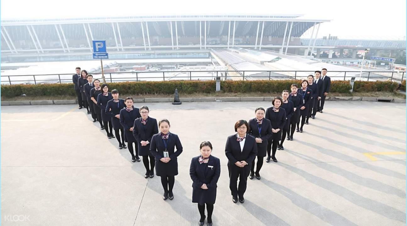 上海虹桥国际机场VIP贵宾服务