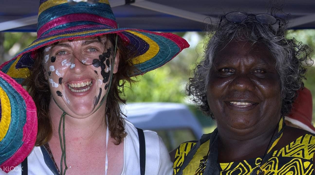 提维群岛原著居民