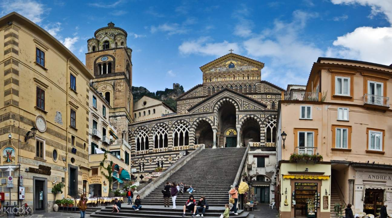 guided day tour amalfi from naples
