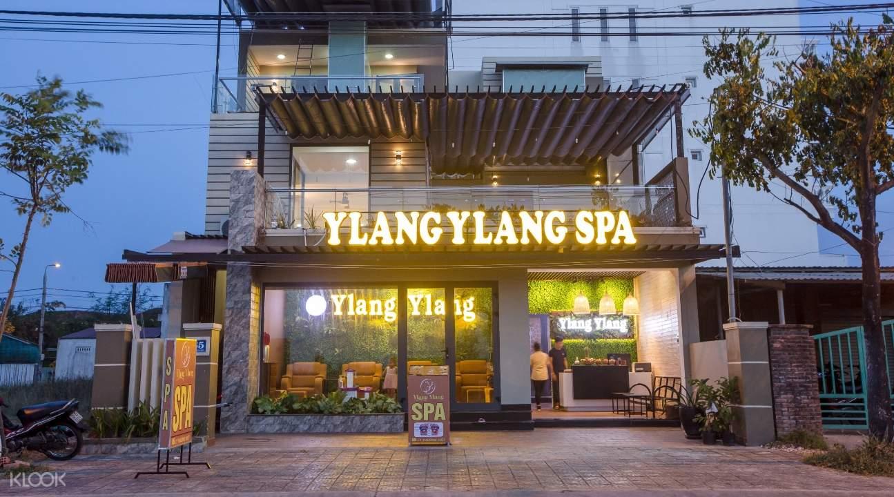 會安按摩體驗,會安Ylang Ylang Spa,越南按摩spa