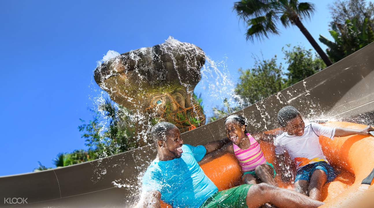 华特迪士尼世界度假区水上乐园