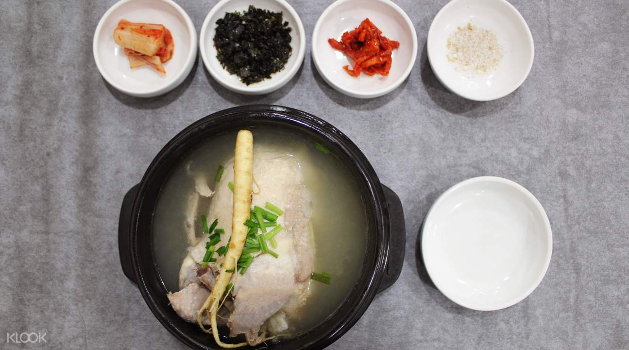 dami porridge restaurant south korea