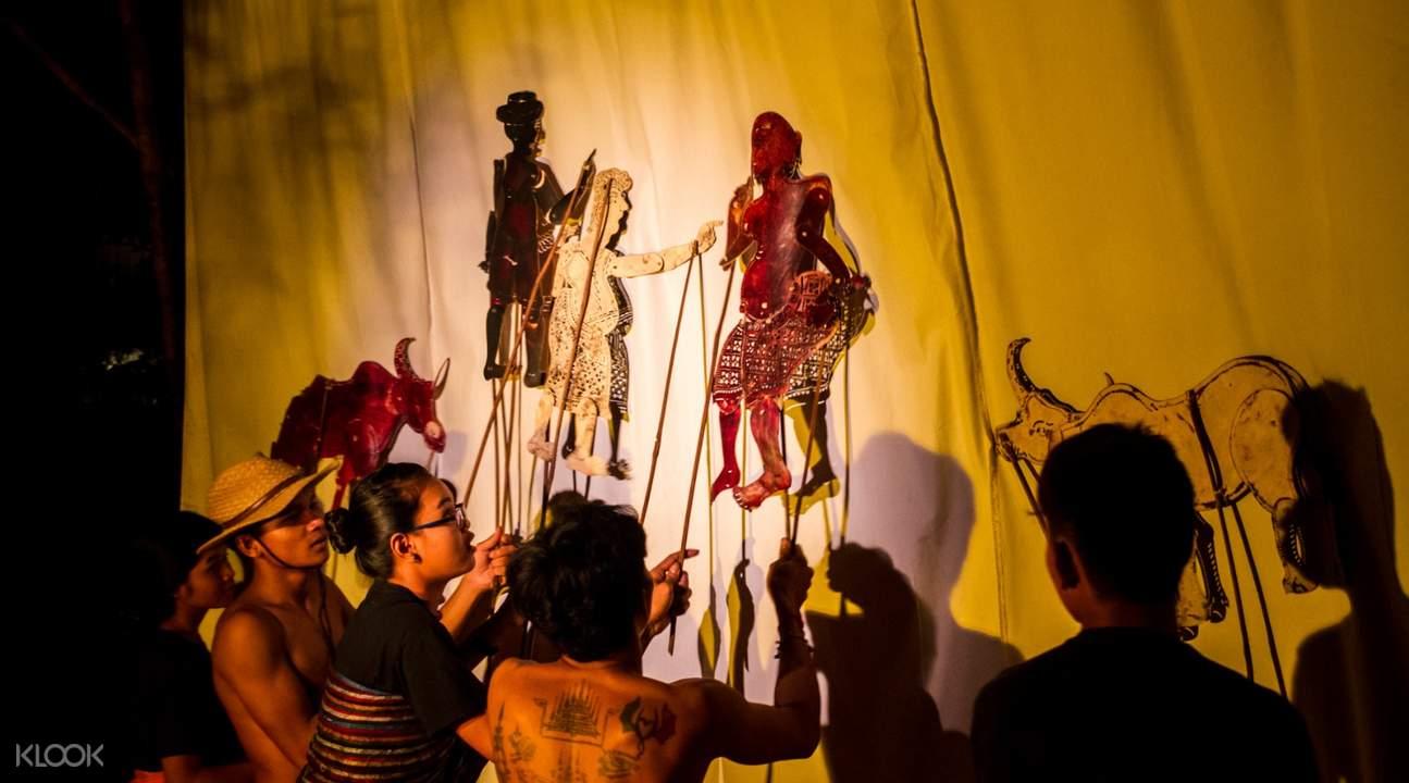 bambu puppets bambu stage