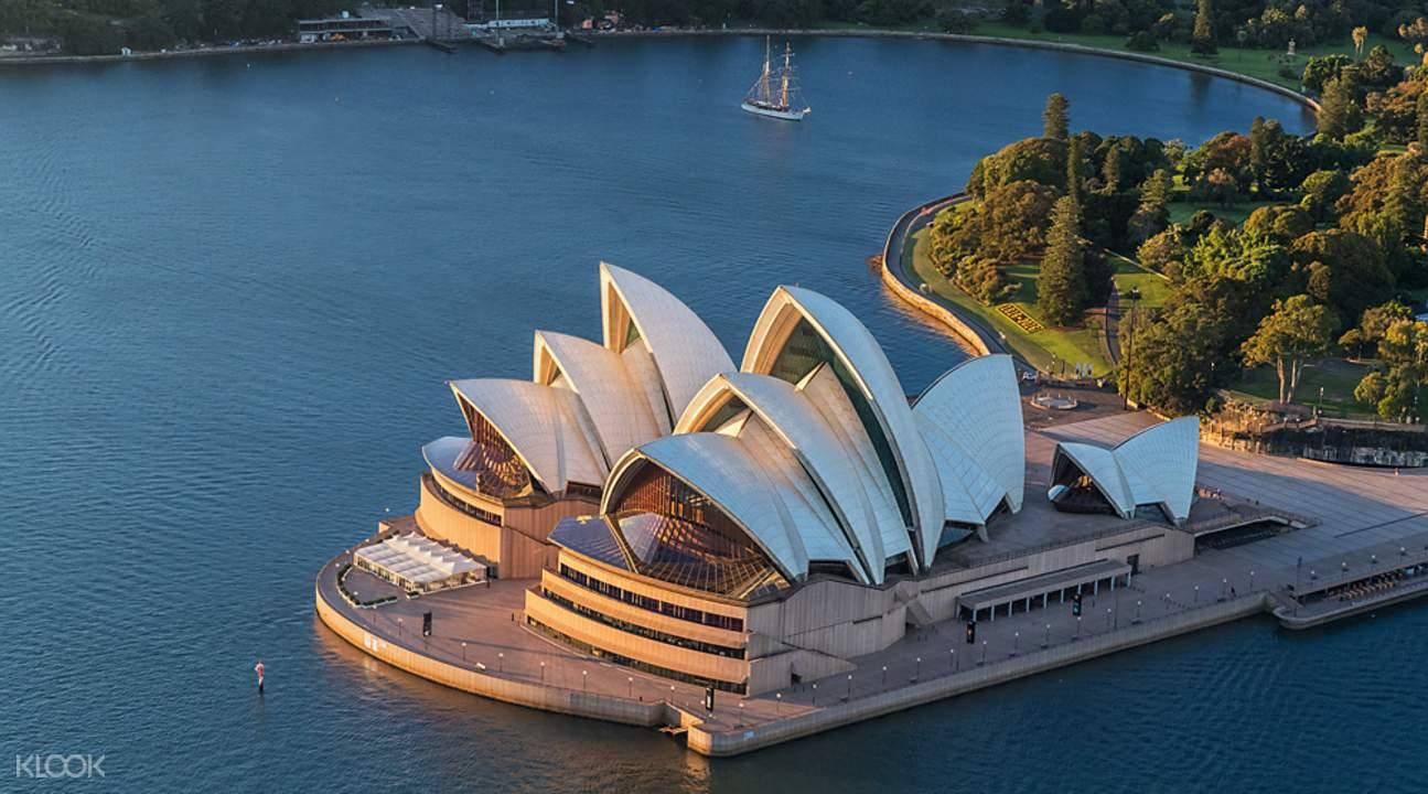 Majestic Sydney Opera House