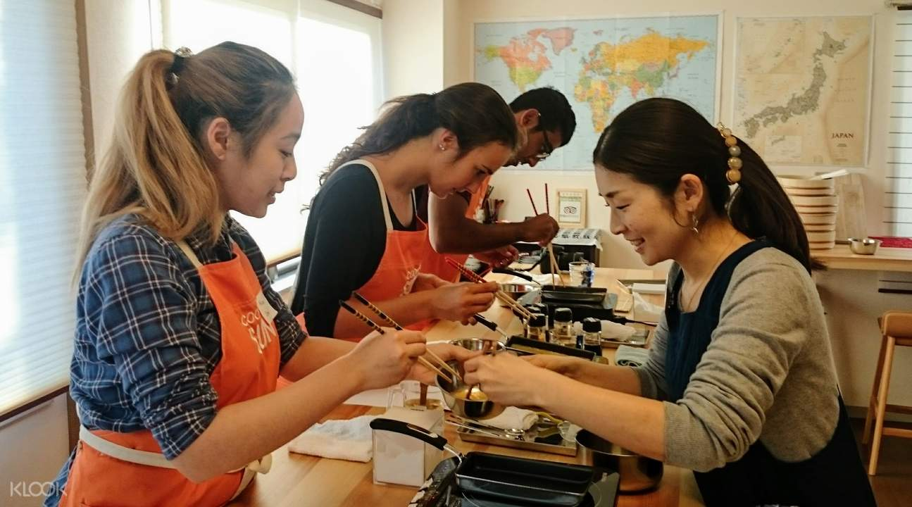 kaiseki cooking class tokyo
