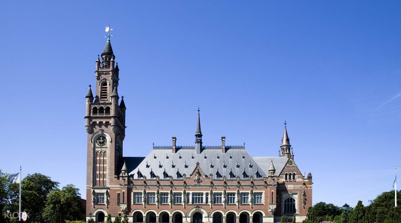 Tour of The Hague from Amsterdam