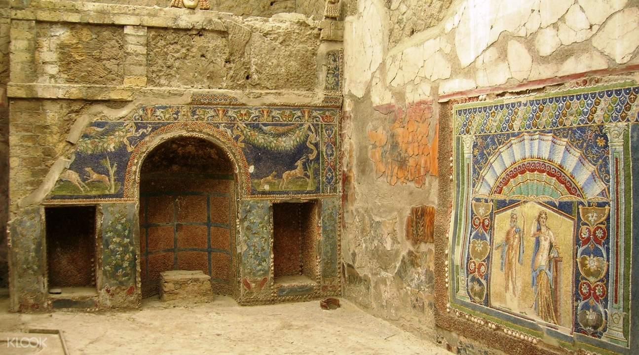 pompeii history