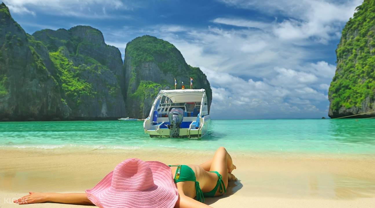 Phi Phi Amp Khai Islands Phuket Day Trip By Seastar Klook