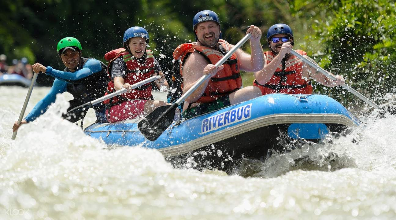 Kiulu Rafting