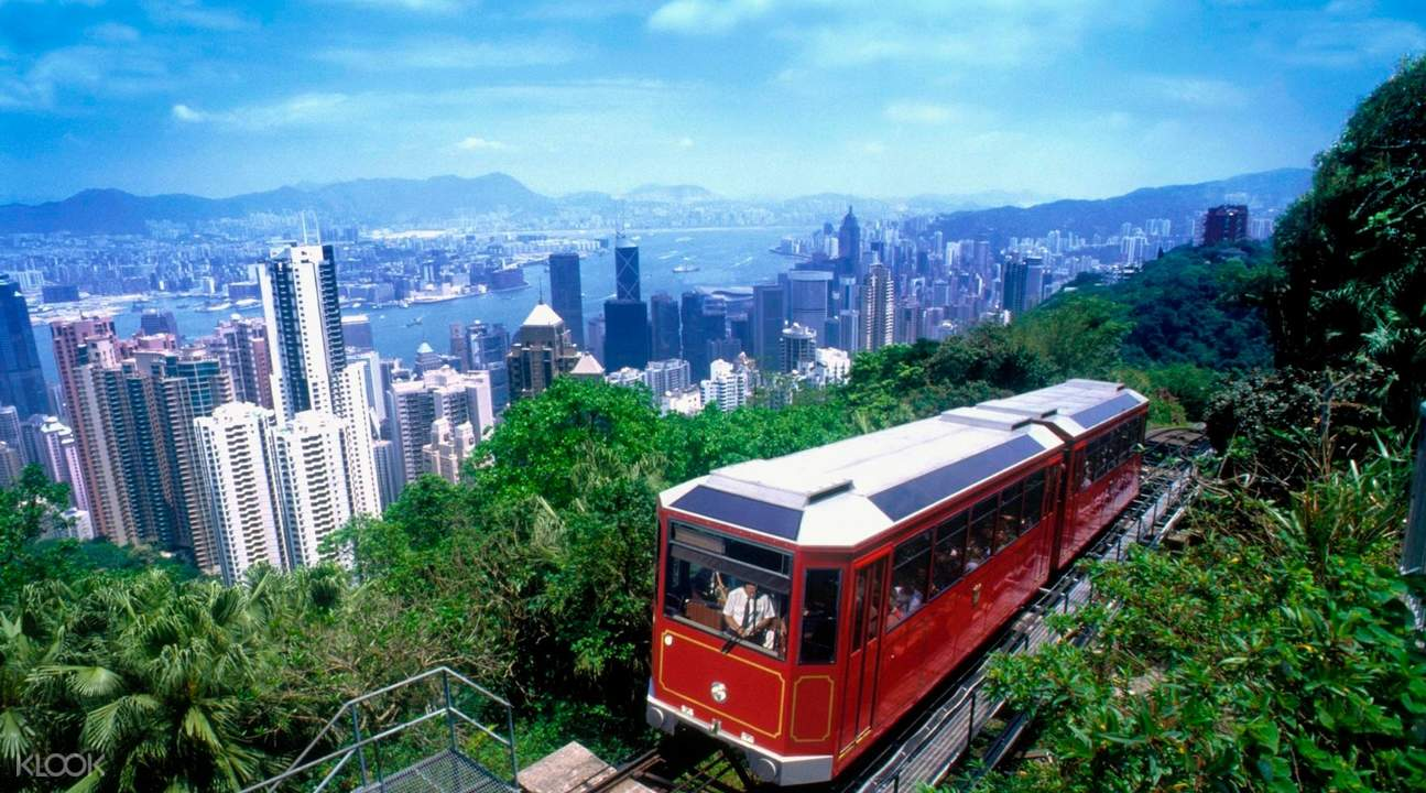 Peak Tram Combo Ticket