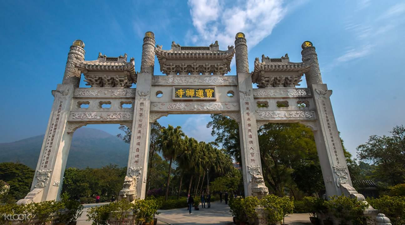 lantau island tour hong kong