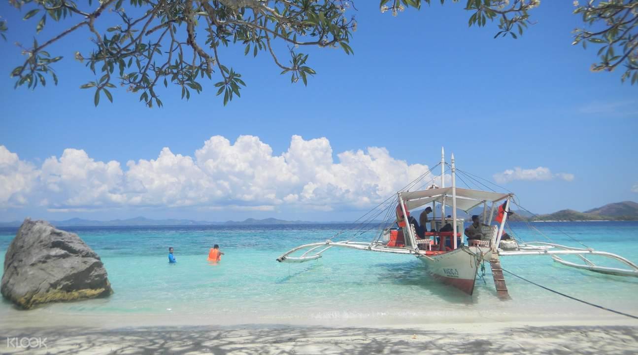科倫malcapuya島