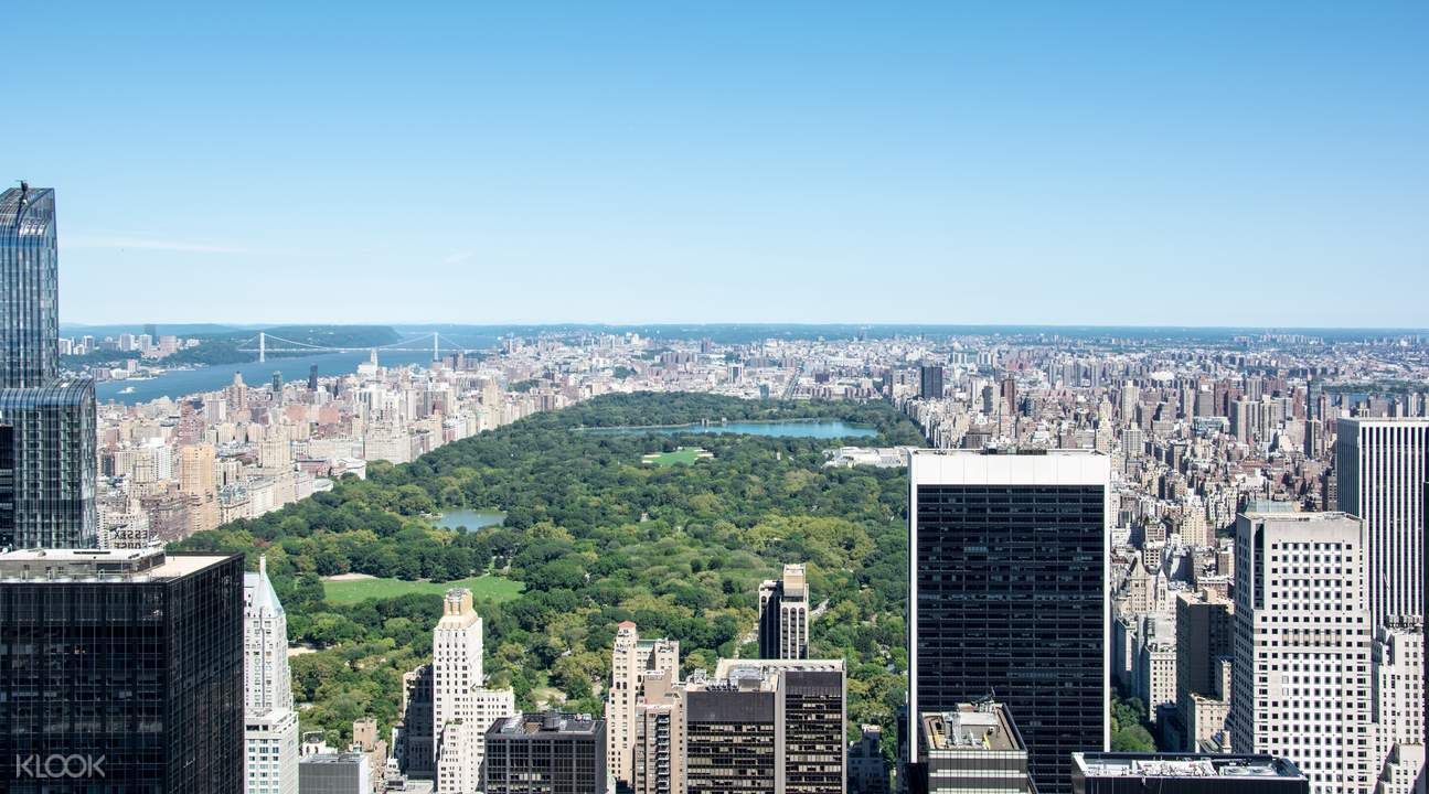 Tips for Visiting Top of the Rock. Take your time at the exhibits on the way up to the Top of the Rock, once you pass through, you cannot return. Save on combined admission to the Top of the Rock and other popular New York City attractions with a Go New York Explorer Pass.