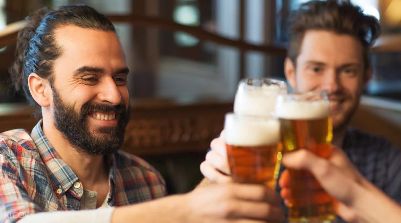 雷克雅维克啤酒之旅