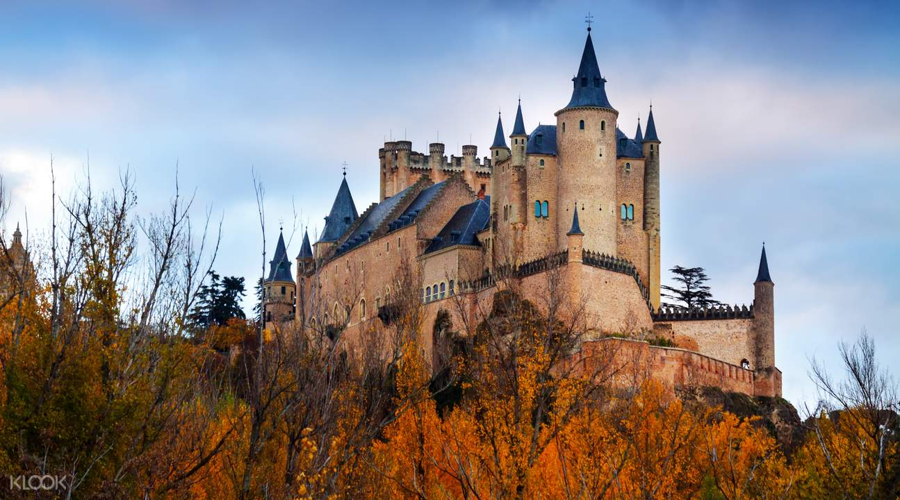 Madrid day tours to Segovia