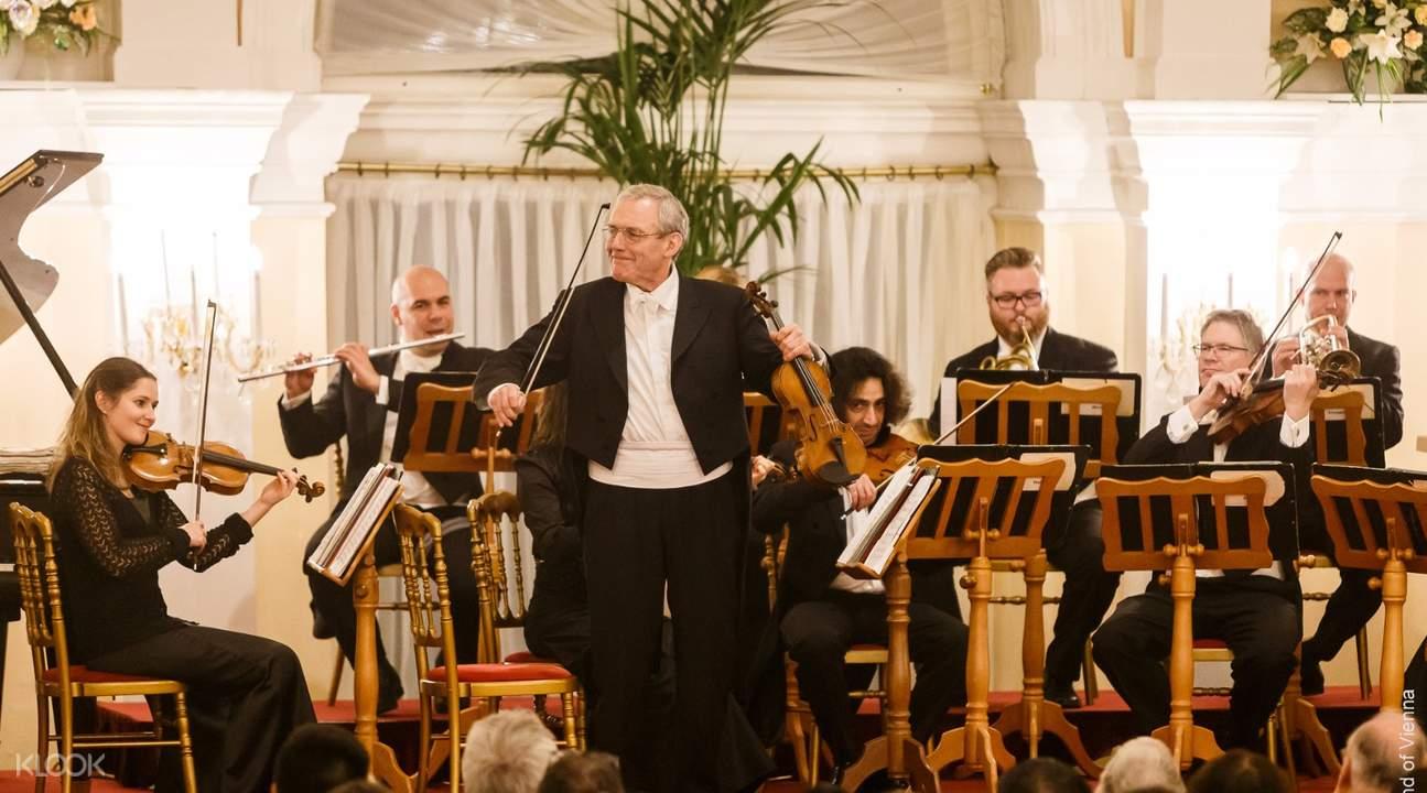 維也納新年音樂會,維也納聖誕音樂會,維也納庫爾沙龍