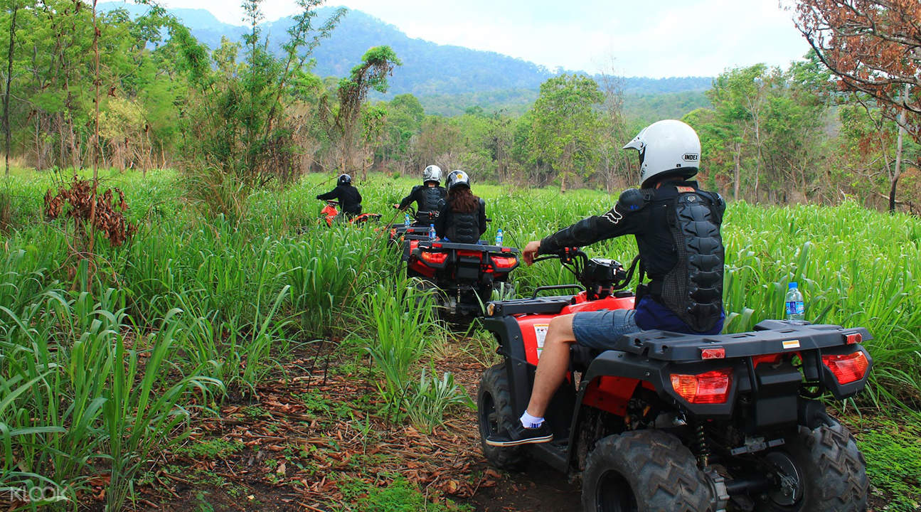 atv adventure chiang mai, atv tour chiang mai, quad bike activity chiang mai