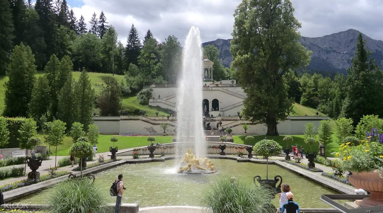 Neuschwanstein & Linderhof Royal Castle and Oberammergau Tour from Munich