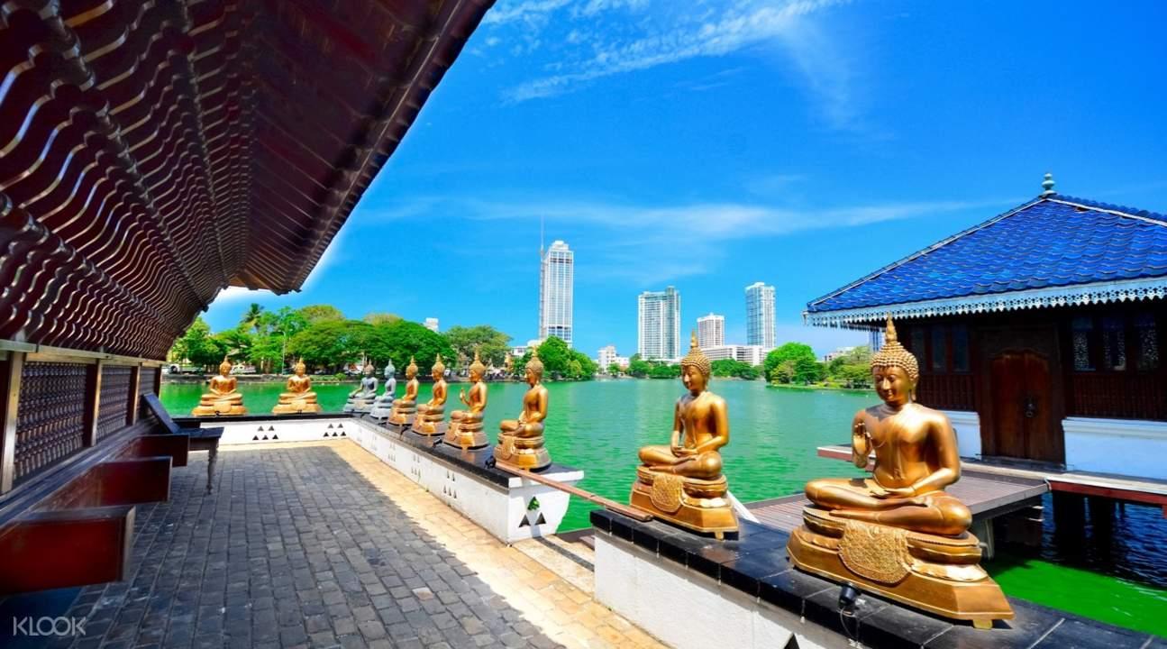 可倫坡市內徒步之旅(要塞區 & 貝塔區)