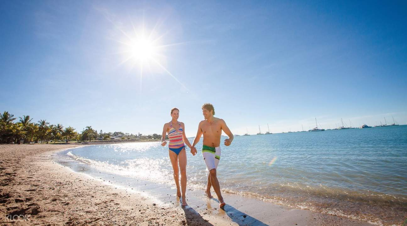 Airlie Beach Attractions Full Day Cruise from Hamilton Island